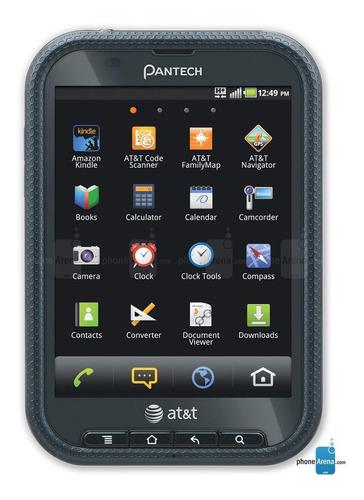 telefono celular pantech p9060 pocket 4g