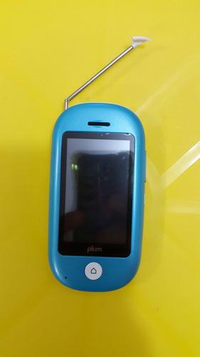 telefono celular plum