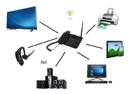 telefono celular rural 3g wifi hotspot + antena yagi 40 elementos