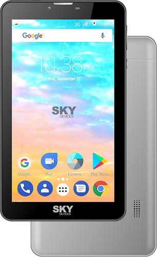 telefono celular sky platinium view 7.0