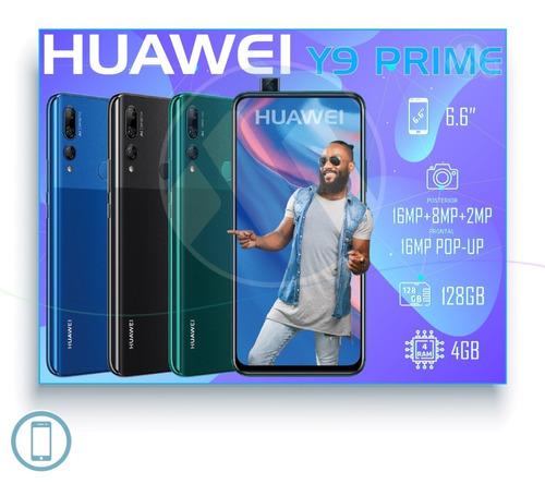 telefono celular smartphone huawei p30 lite y9s y5/y6 2019