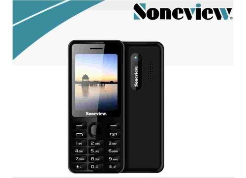 telefono celular soneview fp-1000 doble sim camara vga