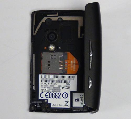 teléfono celular sony xperia x10 mini