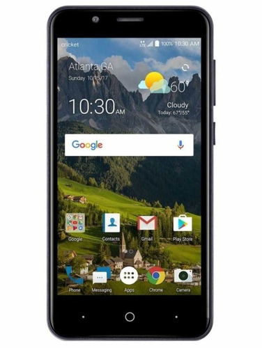 telefono celular zte fanfare 3 android 7.1 5mpx 1gb ram lte