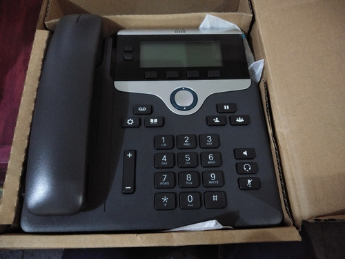 teléfono cisco
