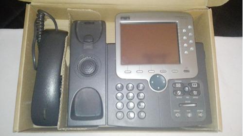 teléfono cisco ip phone 7970