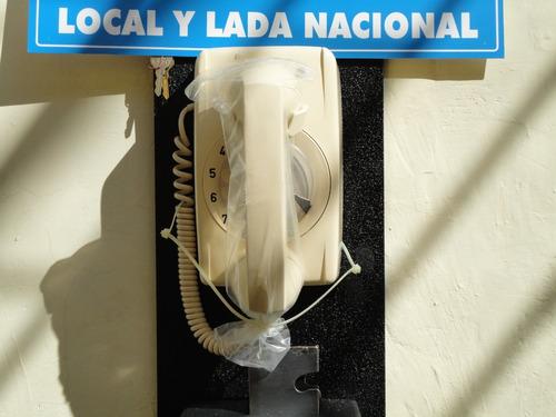 telefono con alcancia