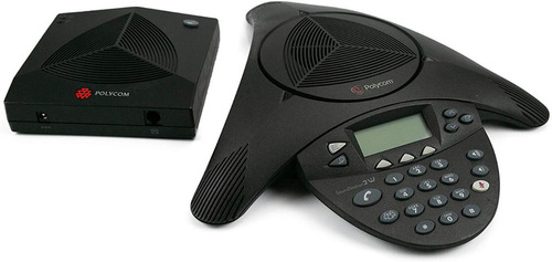 teléfono conferencias expandible polycom soundstation 2w