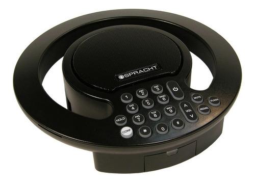 teléfono conferencias speaker análogo y digital pbx