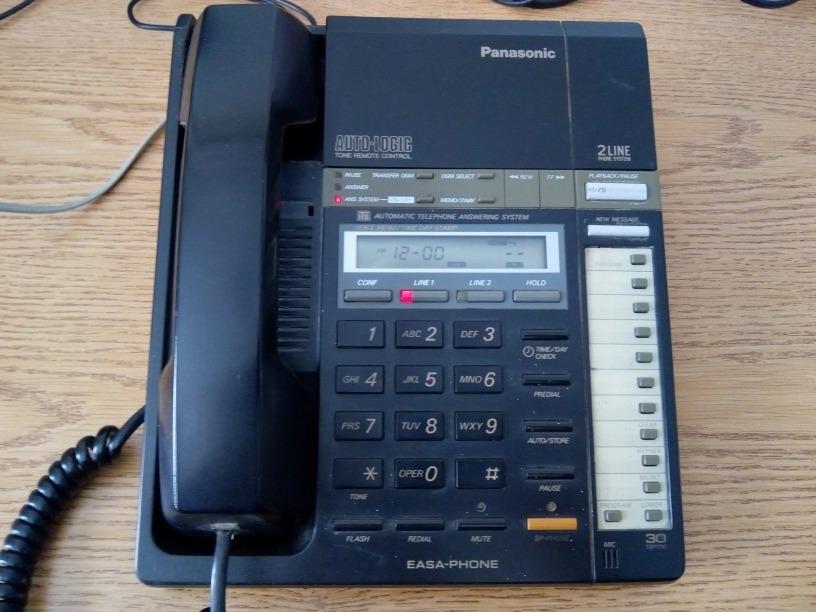 63f02949240 Telefono Contestador Automatico - $ 2.400,00 en Mercado Libre