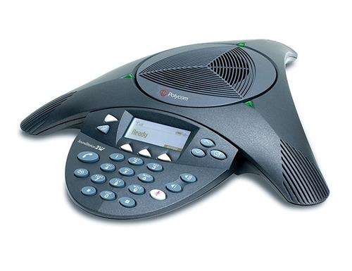 telefono de conferencia polycom soundstation 2w basico inala