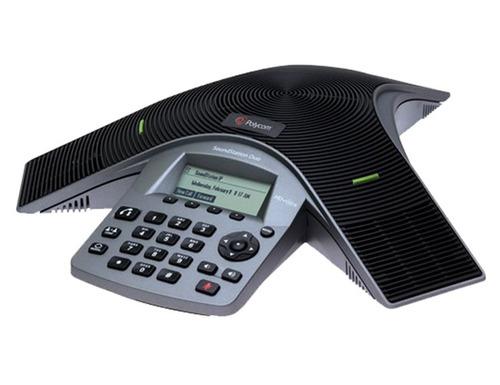 telefono de conferencia polycom soundstation duo 2200-19000-