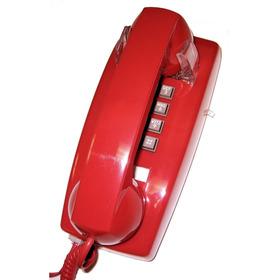 Teléfono De Emergencia Rojo