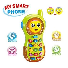 Meses De 6 Para Niños Bebé Juguetes Niña Teléfono 8m0wNn