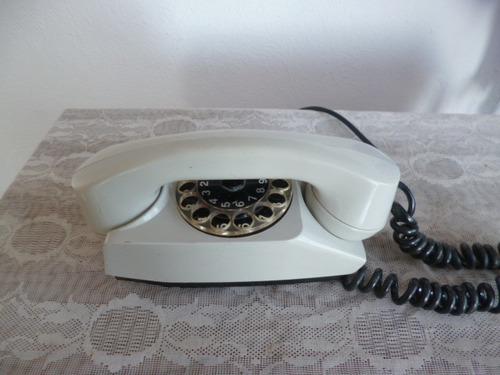 telefono de los 60`s de coleccion importado