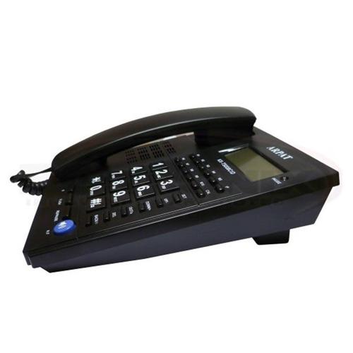 telefono de mesa arpat kx-t5008cid identificador llamadas
