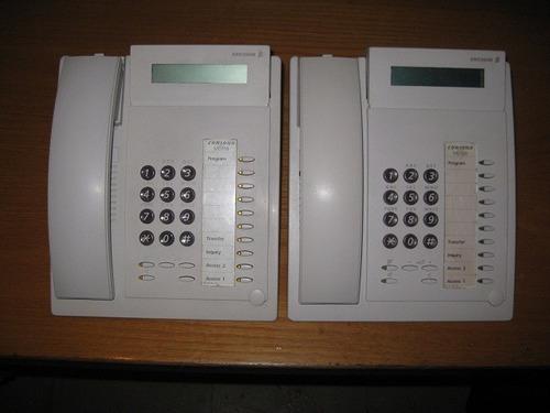 telefono digital ericsson dbc-212 dialog