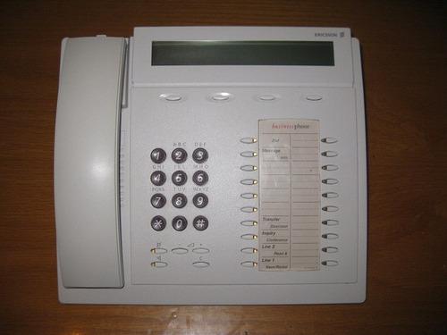 telefono digital ericsson dbc-213