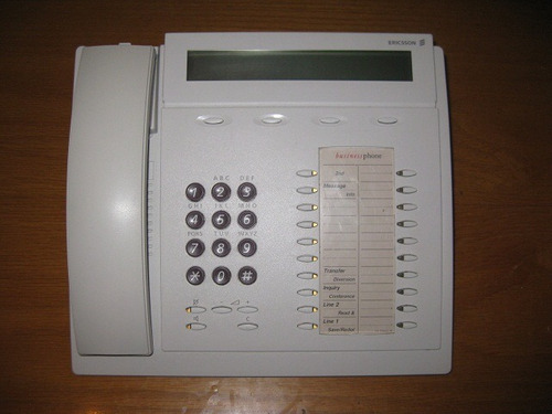telefono digital ericsson dbc-213  o  dialog 3213