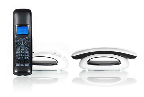 telefono digital inalambrico idect solo plus // casa u ofis