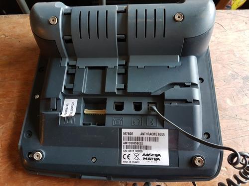 telefono digital m760 para conmutador aastra/nexspan