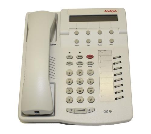 telefono digital marca avaya 6408d+
