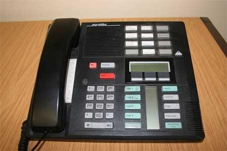 telefono digital norstar m7310 para conmutadores