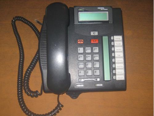 telefono digital nortel t7208