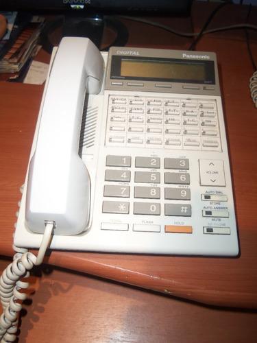 telefono digital panasonic kx-t 7230