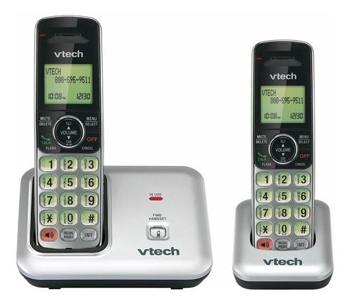 telefono dual inalambricos vtech 6519-2 con id