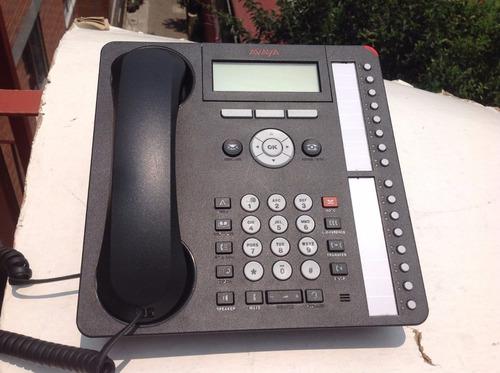 telefono ejecutivo digital avaya 1416
