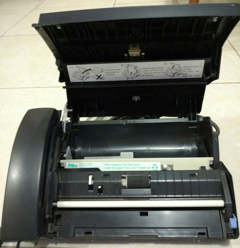 telefono fax brother 255