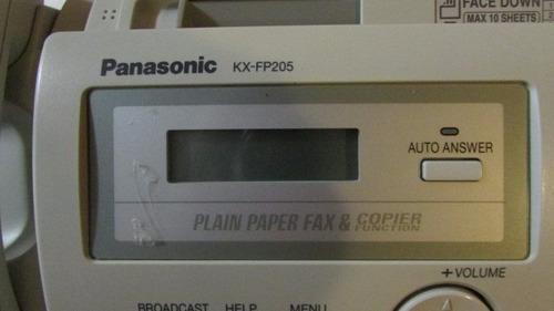telefono - fax - copiadora panasonic