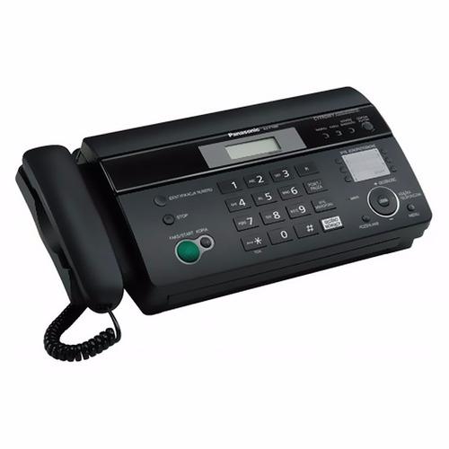 telefono fax panasonic