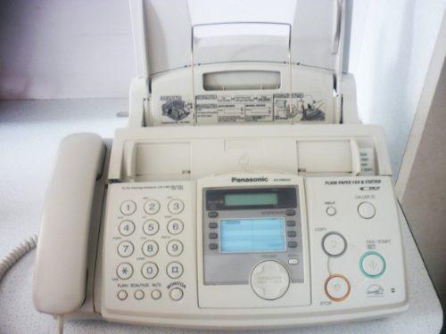 teléfono - fax panasonic kx-fhd332