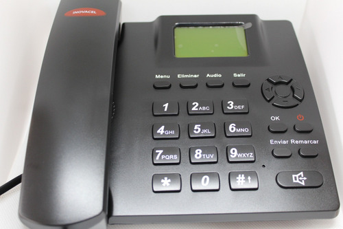 teléfono fijo ls938 inovacel liberado 3g mayoreo 12 pzas