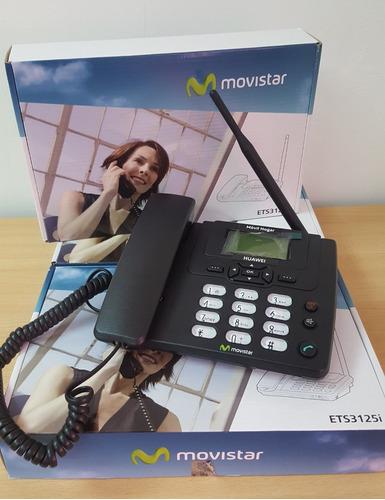 teléfono fijo movistar huawei