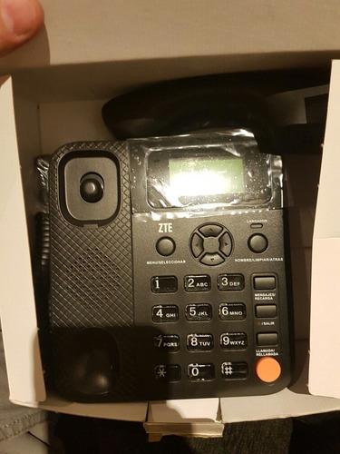 teléfono fijo movistar zte wp659 con linea nuevos