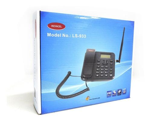 teléfono fijo rural alambrico inovacel ls-933 liberado