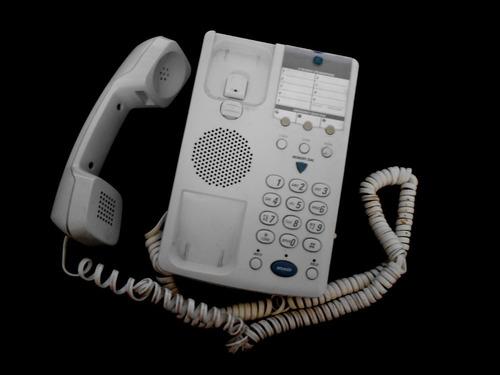 telefono fijo usado anda perfecto con alta voz memoria