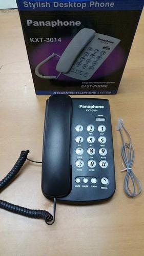 teléfono fijos local casa oficina alambrico