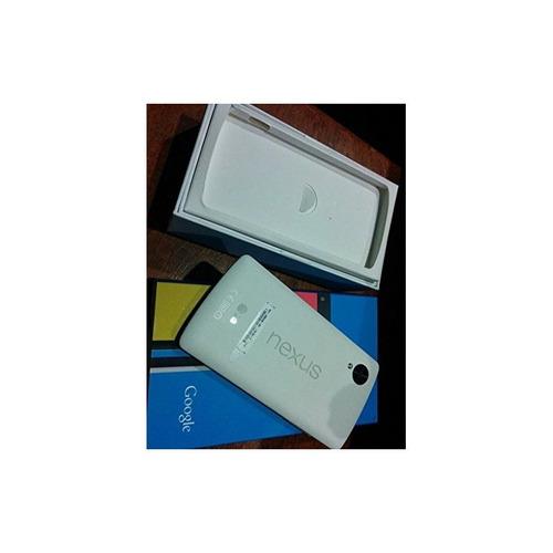 teléfono gsm desbloqueado google nexus 5, 16 gb (blanco)