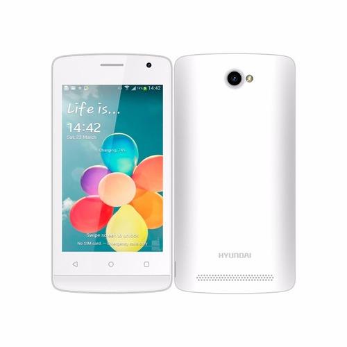 telefono hyundai e435 lite dual sim 4gb super precio navidad