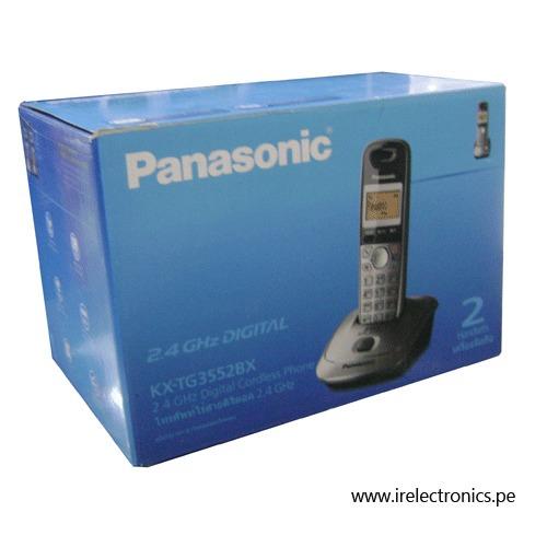 telefono inalambrico 2.4ghz