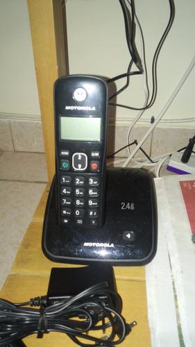 teléfono inalámbrico 2.4ghz motorola
