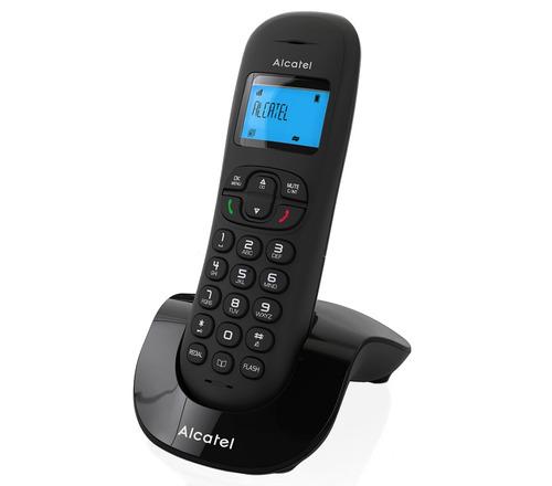 teléfono inalámbrico alcatel c200 agenda hasta 20 registros