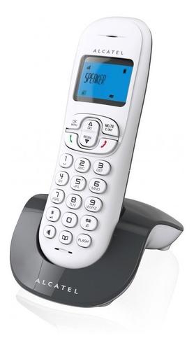 teléfono inalámbrico alcatel c250 - manos libres - registro