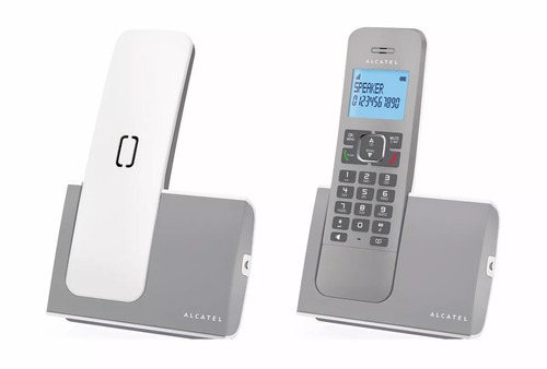 teléfono inalambrico alcatel con identificación llamado g280