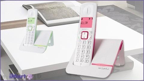 teléfono inalámbrico alcatel versatis f200 para línea cantv