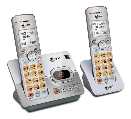 teléfono inalámbrico at&t el52203 ideal gente mayor